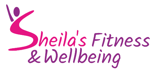Sheila's Fitness and Wellbeing logo